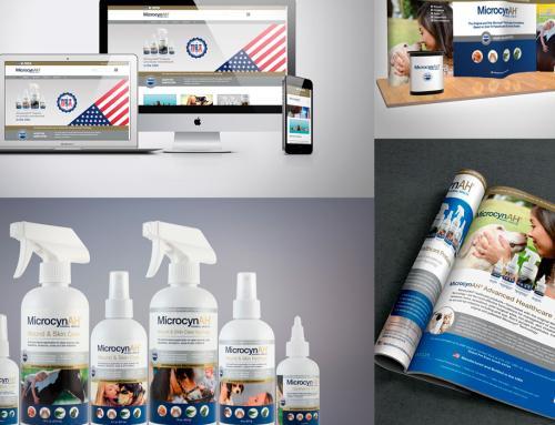 MicrocynAH® Branding