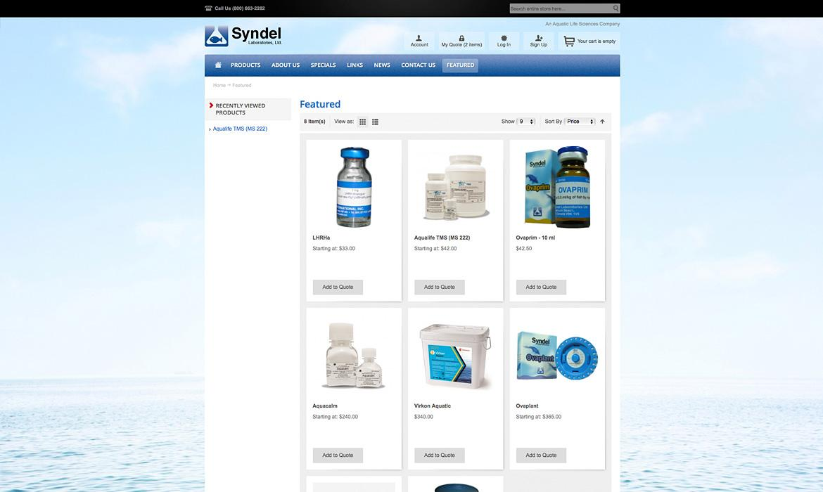 Syndel Featured Page