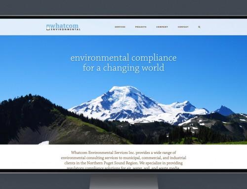 Whatcom Environmental Website