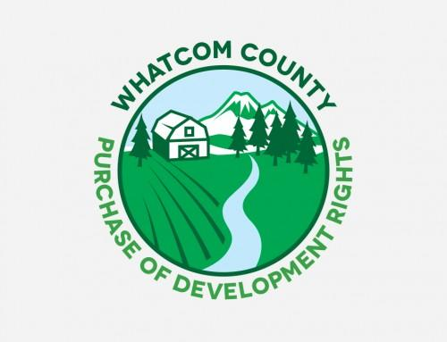 Whatcom County PDR Logo Design