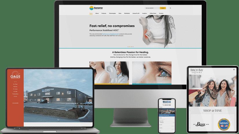 Bellingham Web Design