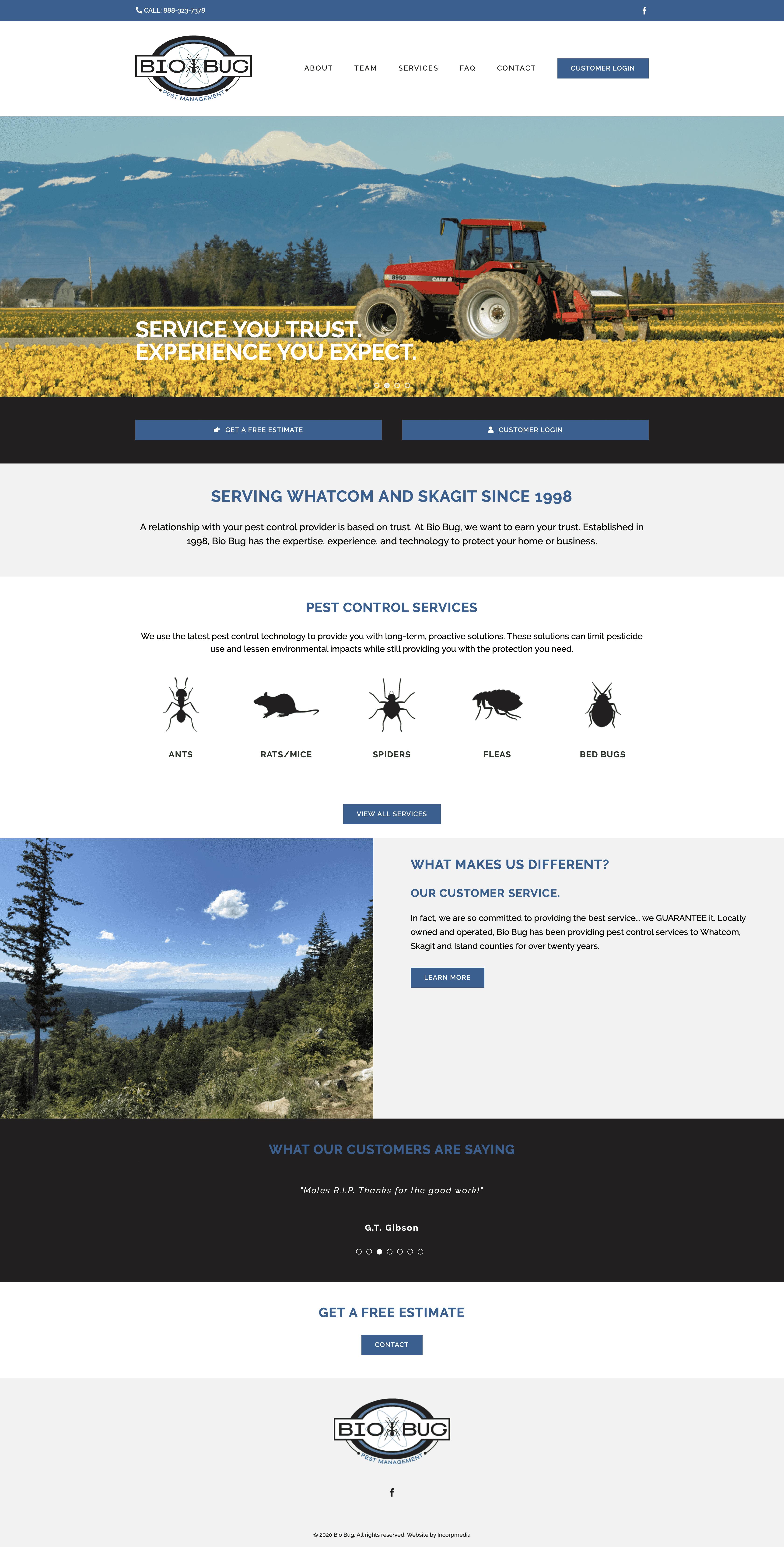 Bio Bug Home Page