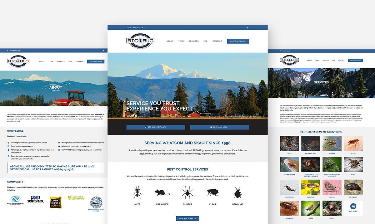 Bio Bug Website Design & Development