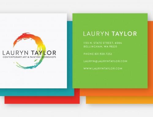 Lauryn Taylor Logo Design