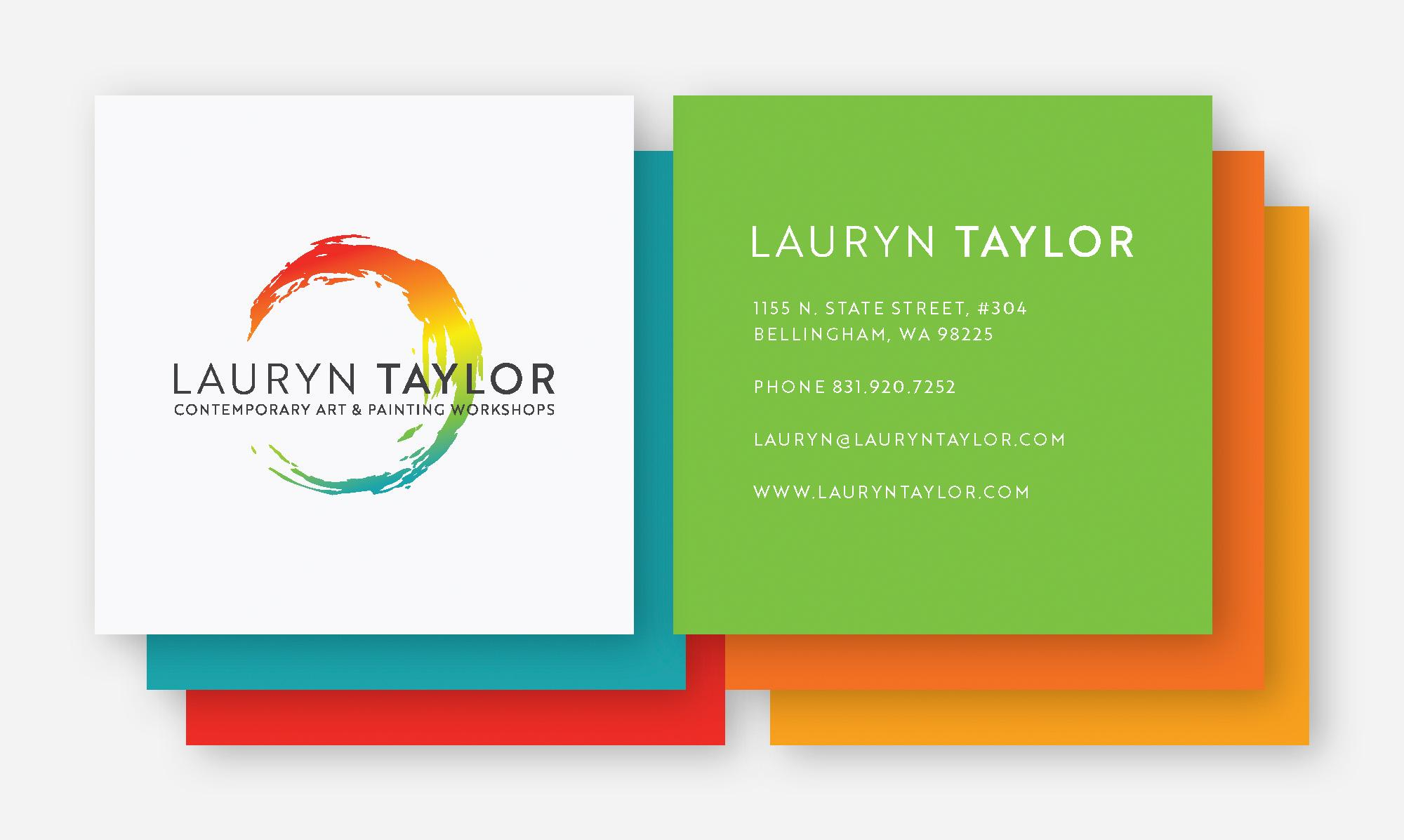 Lauryn Taylor Business Cards